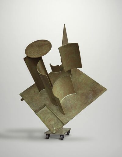 David Smith (1906-1965), 'Zig IV', 1961