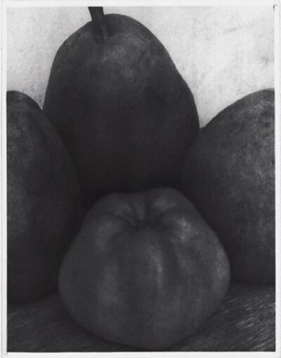 Edward Steichen, 'Three Pears and an Apple, France', ca. 1921