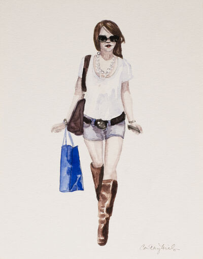 Courtney Miles, 'Courtney Incognito 020', 2008