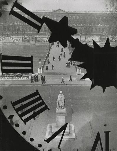 André Kertész, 'Pont des Arts, Paris', 1929/1960s
