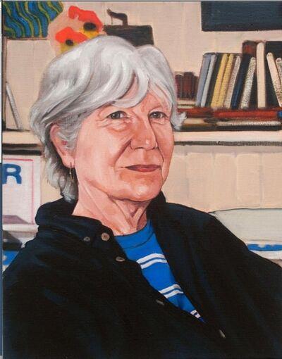 Joe Fig, 'Mary Heilmann', 2009