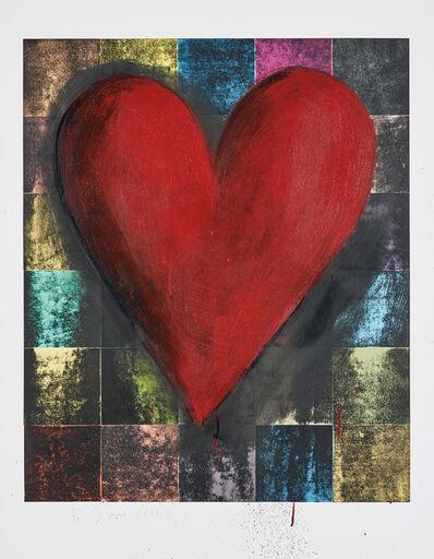 Jim Dine, 'Red Darkness', 1993