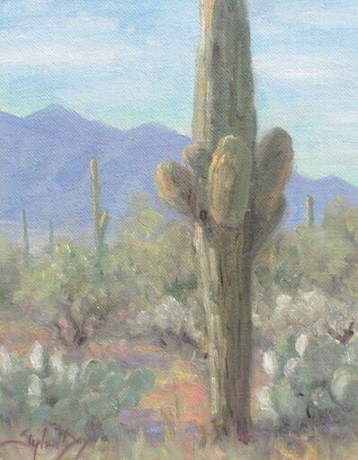 Stephen Day, 'Desert Morning', 2021