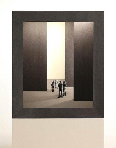 Peter Demetz, 'City 1, ', 2015