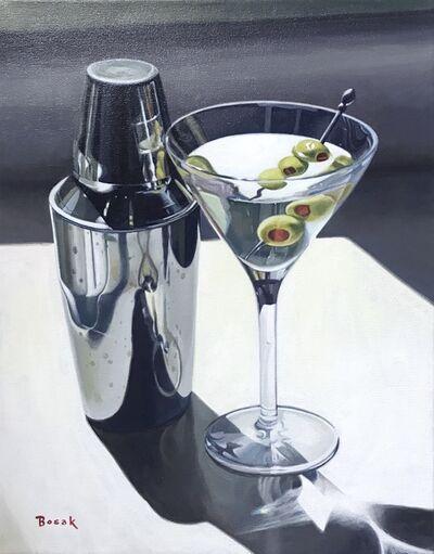 Henry Bosak, 'Friday Evening Martini', 2017