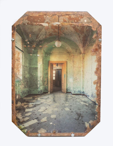 Gina Soden, 'Asylum Arched Room on Mirror ', 2018