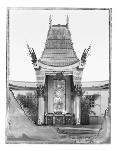Christopher Thomas, 'Chinese Theatre, Hollywood', 2017