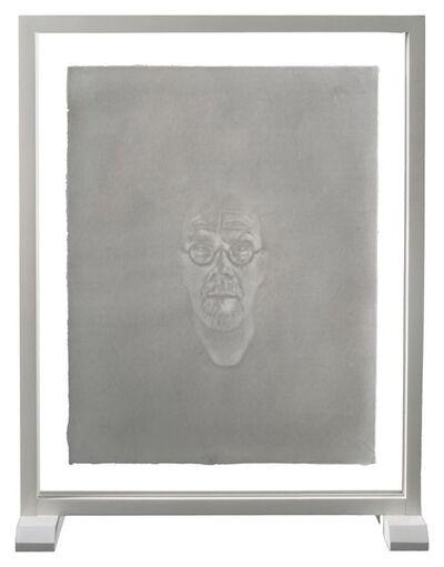 Chuck Close, 'Watermark Self-Portrait', 2007