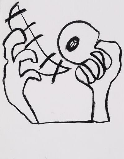 Ricardo Gonzalez, 'Ojo (Blind Lemon)', 2016