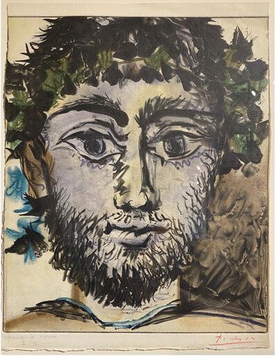 Pablo Picasso, 'Le Faune (The Faun)', 1958