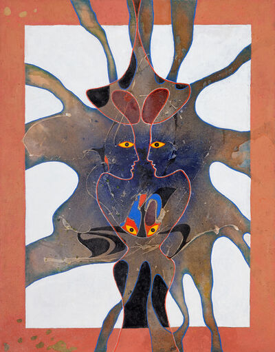 Gian Berto Vanni, 'Dialogue Within Oneself', 2010