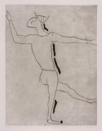 Marino Marini, 'Gioco I', 1973