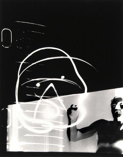 Barbara Morgan, 'Artificial Life from the Laboratory', 1967/1980