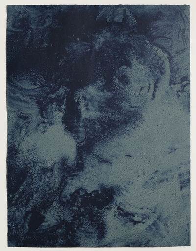 Joe Goode, 'Ocean Blue 23 (Color Test Print #13)', 1990