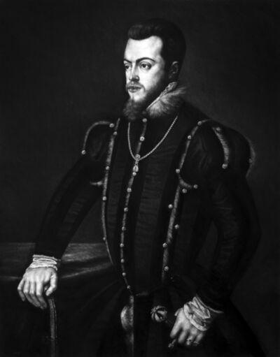 Kepa Garraza, 'Philip II of Spain', 2019