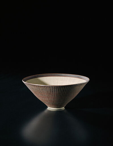 Lucie Rie, 'Conical bowl', ca. 1972