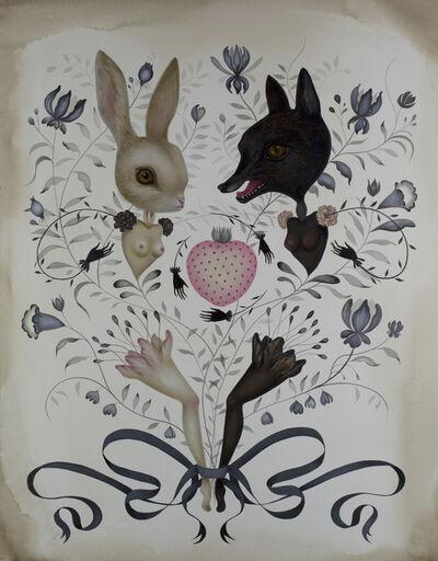 Jennybird Alcantara, 'Femme Bouquet 1', 2020