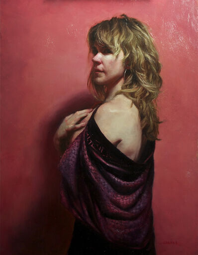 Zack Zdrale, 'Pink Room', 2018