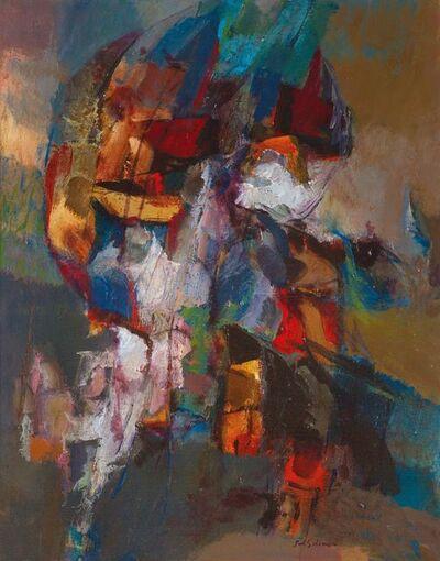 Syd Solomon, 'Windscape (Great Barrier Reef Series)', 1958