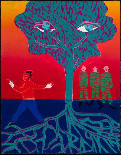 Tom Hammick, 'Eyes for Listening', 2015