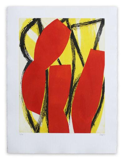 Alain Clément, '15AV3G-2015 (Abstract print)', 2015