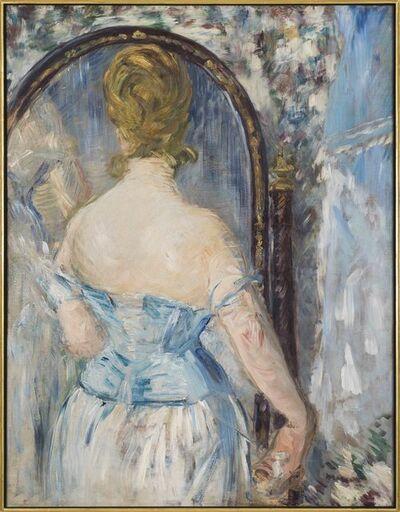 Édouard Manet, 'Before the Mirror (Devant la glace) ', 1876
