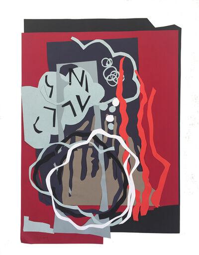Judy Rifka, 'Ascemic', 2014