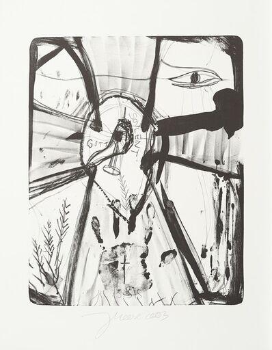 Jonathan Meese, 'Der Isisgott', 2003
