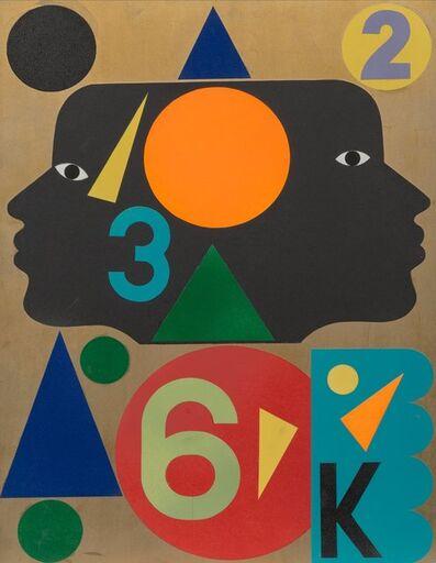 Nina Chanel Abney, 'Untitled (6k)', 2014