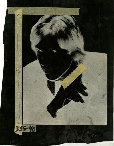 Andy Warhol, 'Jason McCoy', ca. 1975
