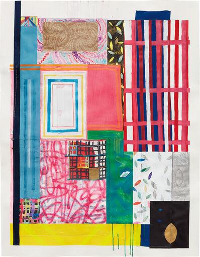 Sarah Cain, 'Autumn', 2008