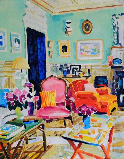 Tim Braden, 'Interior (Hamish)', 2017