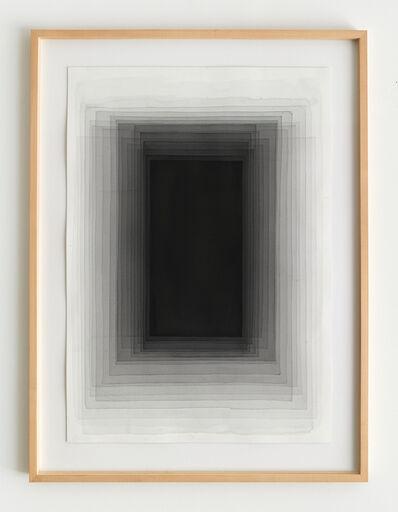 Joachim Bandau, 'untitled, 19.11.2015 / EG 2', 2015