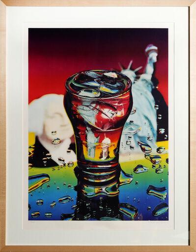 Ben Schonzeit, 'Yankee Flame', 1976
