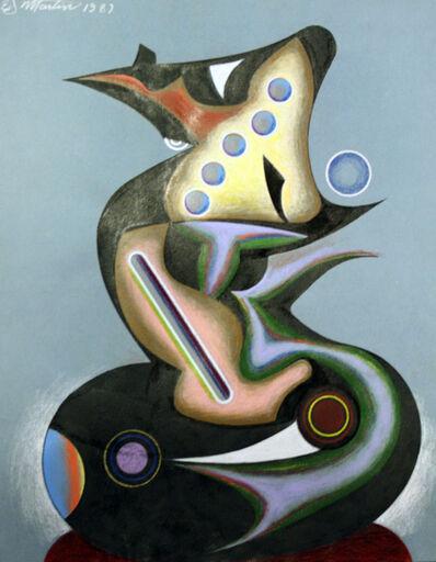 Eugene James Martin, 'A Great Concept', 1987
