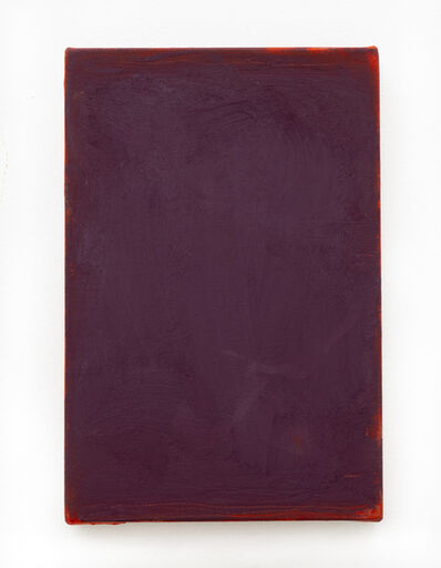 Sérgio Sister, 'Purple on Red', 2014