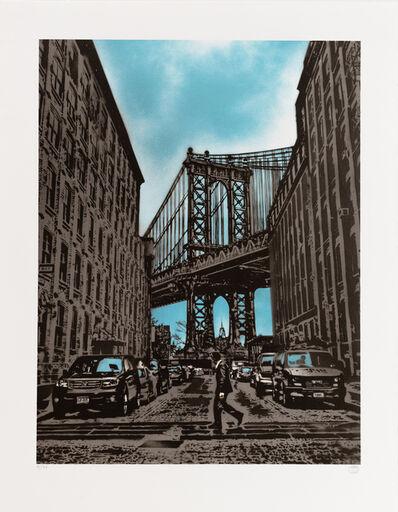 Nick Walker, 'Manhattan Bridge', 2017