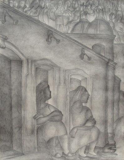 Rodolfo Morales, 'Los grifos'