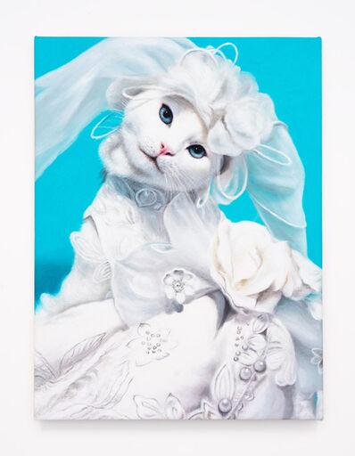 Daniel Handal, 'Bridal Kitty (Albino)', 2015