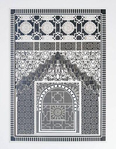 Julia Ibbini, 'Alhambra Study No. 2', 2017