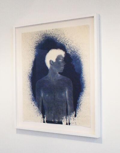 Cannon Bernáldez, 'Hombre Azul', 2019