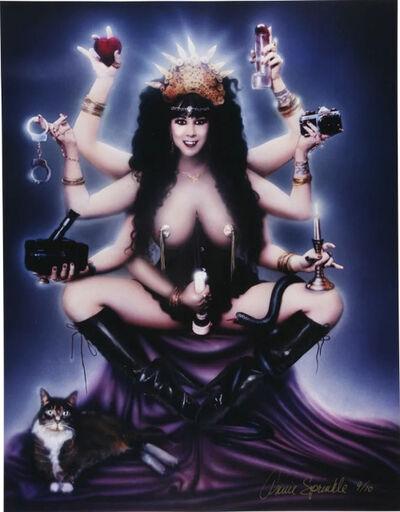Annie Sprinkle, 'Sex Goddess', 1995