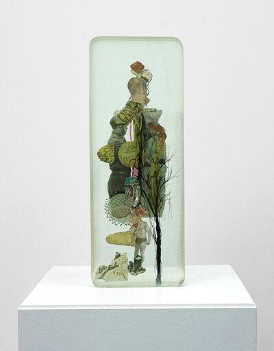 Dustin Yellin, 'Porcelain Pagoda', 2011