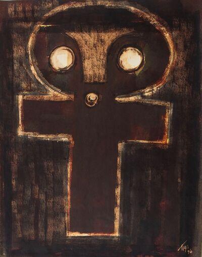 Tiga (Jean-Claude Garoute), 'Untitled (No.9)', dated 1996