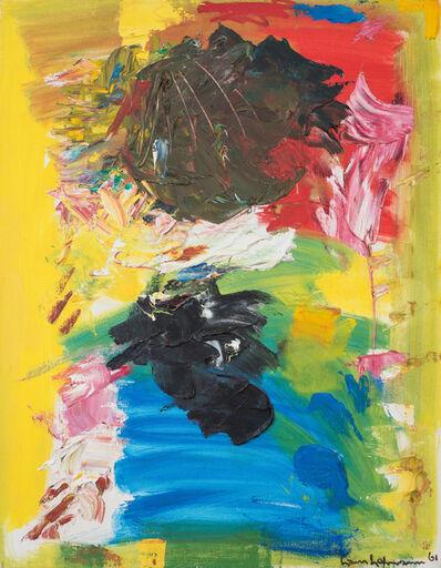 Hans Hofmann, 'Shangri-La', 1961