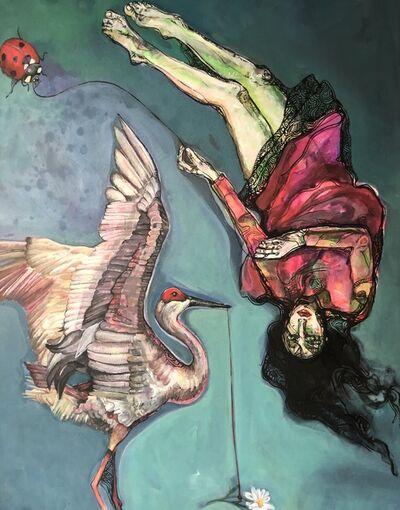 Aula Alayoubi, 'Holding Happiness', 2019
