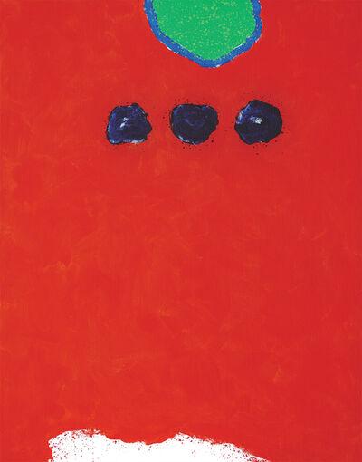 Hsiao Chin 蕭勤, 'Crouch', 1961