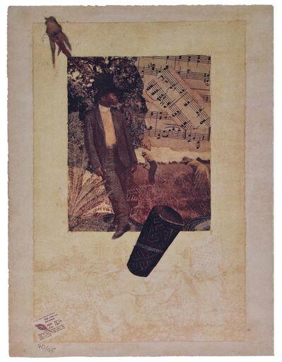 Betye Saar, 'High John de Conquer', 1999