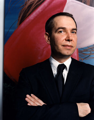 Michel Comte, 'Jeff Koons', 2001