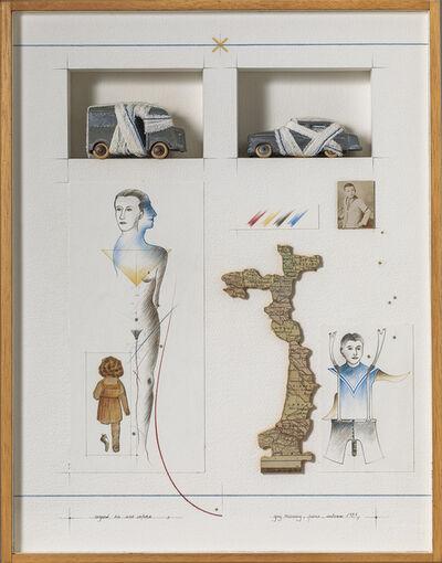 Guy Mansuy, 'Regard sur une enfance', 1983